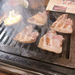 焼肉×バル マルウシミート - 豚カルビ