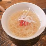 焼肉×バル マルウシミート - 〆の特製冷麺