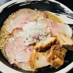 自家製麺 風心 - 豚そば