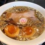 めん処 成 - 料理写真:じゅんそば 760円+煮玉子100円