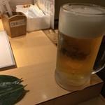 91808822 - プレミアムモルツ  一番搾りも焼酎も日本酒もあります。