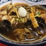 91809943 - 天鳳麺は広東麺チック
