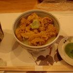 9181123 - ウニ丼