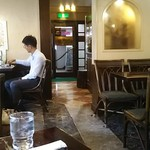 カフェ・ド・パルク - 店内の様子