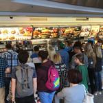 McDonald's Restaurant - ドイツでも大人気なマクドナルド。