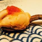 鮓 きずな - 牡蠣鮨