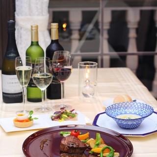 季節の味覚と美食を楽しむ、至福の飲み放題プラン