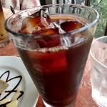 91814071 - アイスコーヒー。