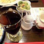 カフェグレンミスト - セットのアイスコーヒー¥300