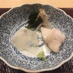 Harutaka - つぶ貝とあじ