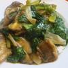 鴻園 - 料理写真:牛肉掛けご飯