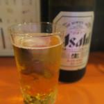 鴻園 - 瓶ビール