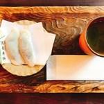 91818109 - 走井餅のセット
