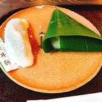 91818113 - 走井餅と麩饅頭のセット
