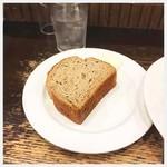 91818164 - ライス or パンで、パンを選択