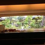 Benkei - 寿司カウンターからの美しい眺め