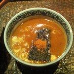 三田製麺所 - つけ汁