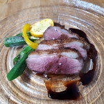 チェレステ - 鴨肉