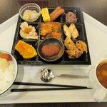 花びしホテル - 料理写真:朝食ビュッフェ208.08.28