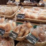 麦の木 - 料理写真:店内