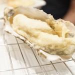 大衆天ぷらtoかすそば風土.はなれ - かき