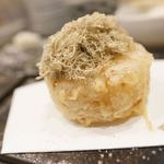 大衆天ぷらtoかすそば風土.はなれ - だいこん