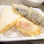 大衆天ぷらtoかすそば風土.はなれ - いろいろ