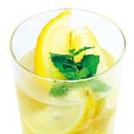 寿司ろばた 八條 - ドリンク写真:【9月限定】超炭酸 たっぷりレモンサワー