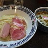 ラーメン而今 - 料理写真:あっさり塩 鶏塩つけ麺