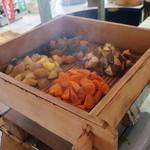 91832096 - 蒸し野菜