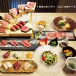 肉いち枚 - 9000円コース