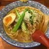 土州屋 - 料理写真:秋刀魚と親鳥の冷やしそば