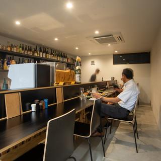 宮崎県グルメと焼酎をふらっと気軽に楽しめる寛ぎの一軒家。