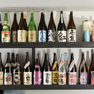 《常時130種類》宮崎県ならではの旨い【焼酎】ここにあり!