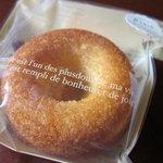 天使のお菓子やさんモンパクトル - 焼きドーナツプレーン189円