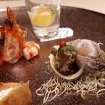 礼華 - つぶ貝