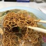 長崎飯店 - 細麺