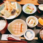 91843036 - 天麩羅定食(1200円)