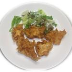 レストラン AMI - 料理写真:からあげ定食