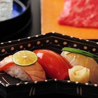 9/3(月)~東山寿司会席の新コースを販売いたします