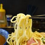 麺屋 中川會 - つけ麺リフト