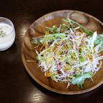 日東コーナー - サラダ、スープ