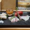 鮨 魯山 - 料理写真:刺盛り