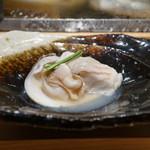 鮨 魯山 - 蛤