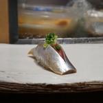 鮨 魯山 - 秋刀魚