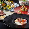 鉄板料理 花六 - 料理写真:旬の食材を創作鉄板料理で