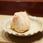 銀座 鮨 かねさか - 毛蟹