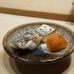 銀座 鮨 かねさか - 太刀魚