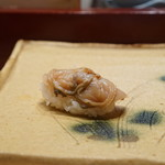 銀座 鮨 かねさか - 煮蛤