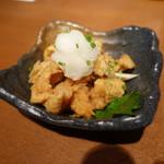 焼助 - 鶏皮ポン酢